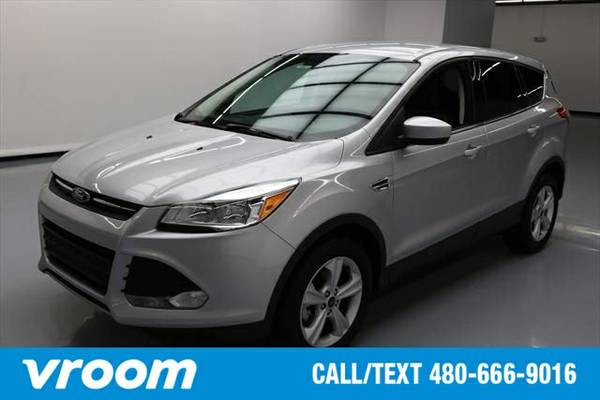 2016 Ford Escape SE 7 DAY RETURN / 3000 CARS IN STOCK