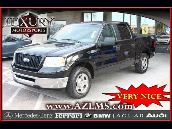 2006 Ford F-150 XLT CREW .... Nice Truck .... Low Miles .... Must See