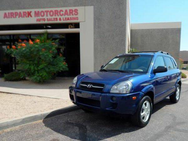 2007 *HYUNDAI* *TUCSON* GLS 🚗 Sale Today !!