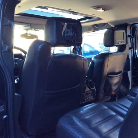 2005 Hummer H2 SUT Luxury Pkg