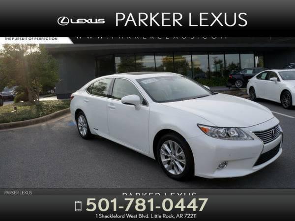 *2015* *Lexus Es 300h* *HYBRID* White