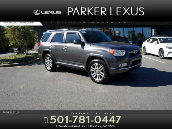 *2013* *Toyota 4runner* *Limited* Gray