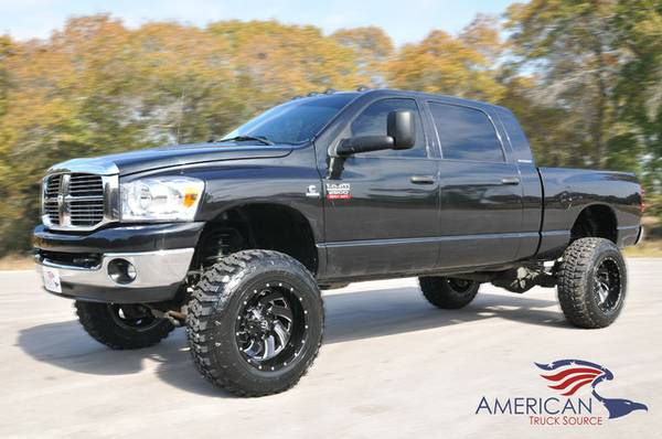 2007 DODGE RAM 2500 MEGA CAB - SLT 5.9L CUMMINS CALL NOW!!