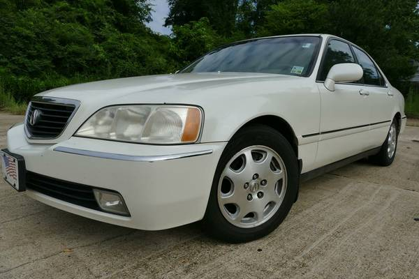 2001 Acura RL -- No Arkansas Sales Tax.