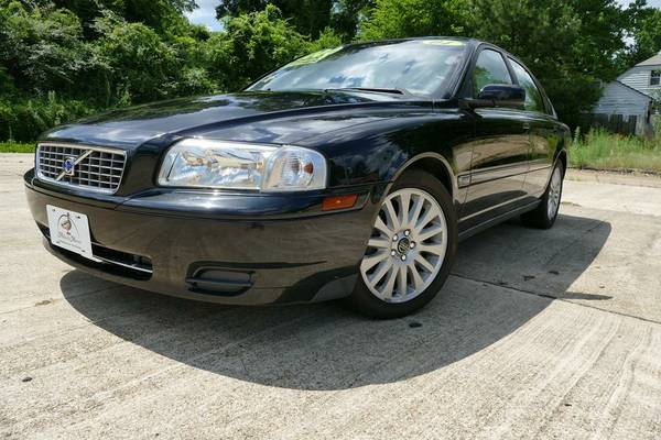 2004 Volvo S80 - No Arkansas Sales Tax