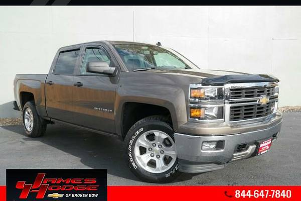 2014 Chevrolet Silverado 1500 - ENJOY THE HODGE DIFFERENCE