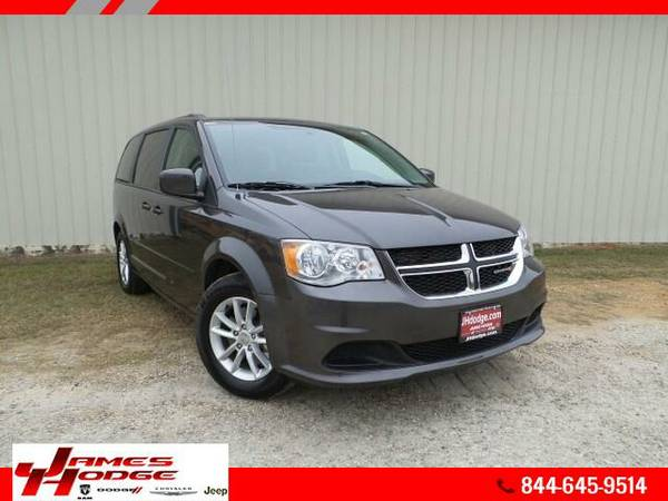 2016 Dodge Grand Caravan - Free Oil Changes For Life