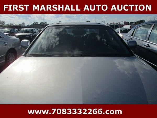 2004 Hyundai XG350 - First Marshall Auto Auction