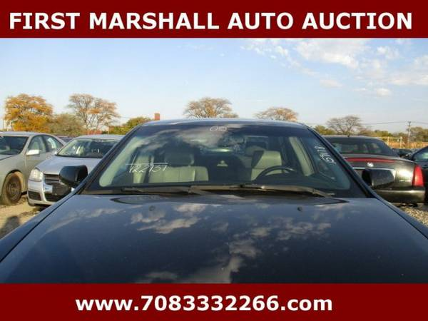 2005 Cadillac STS - First Marshall Auto Auction