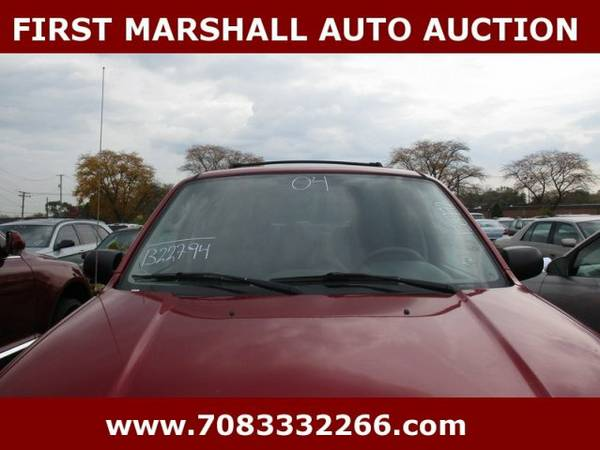 2004 Ford Escape XLT - First Marshall Auto Auction