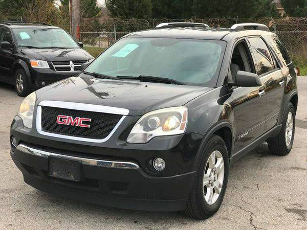2008 *GMC* *Acadia* SLE-1 AWD 4dr SUV - Guaranteed Approval-Drive Away