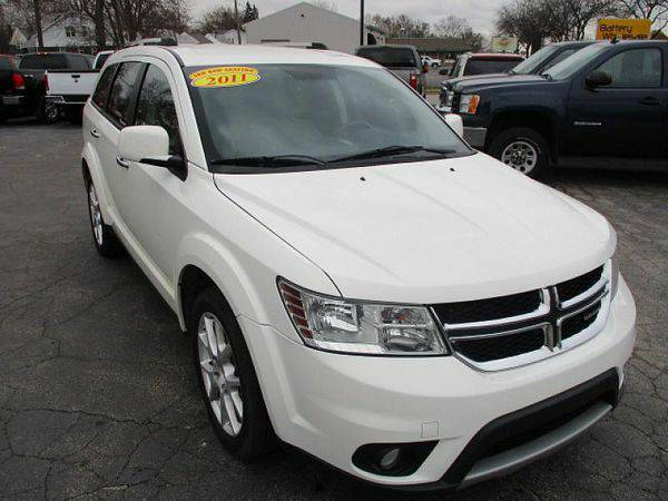 2011 *Dodge* *Journey* Crew 4dr SUV *$499 Down Drives Today!*