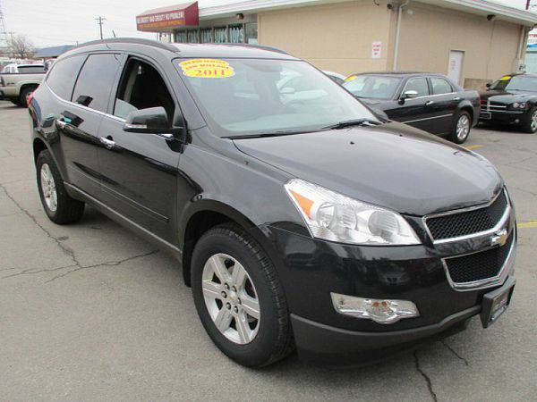 2011 *Chevrolet* *Traverse* *FWD* 4d Wagon LT1 *$499 Down Drives Today
