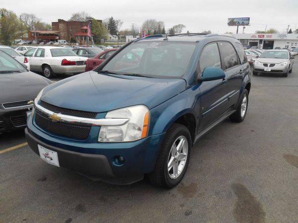 2006 *Chevrolet* *Equinox* LT AWD 4dr SUV