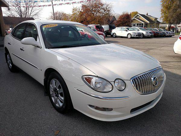 2008 *Buick* *LaCrosse* 4d Sedan CX *$499 Down Drives Today!*