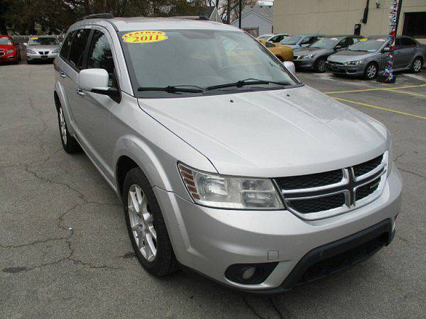 2011 *Dodge* *Journey* *AWD* 4d Wagon Lux *$499 Down Drives Today!*