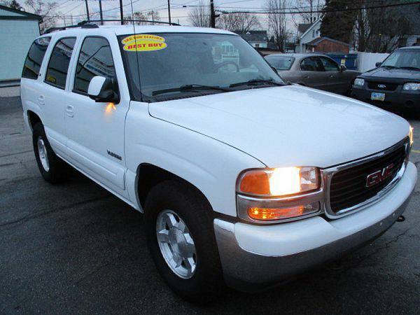 2005 *GMC* *Yukon* *4WD* 4d Wagon SLT *$499 Down Drives Today!*