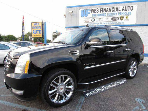 2007 *Cadillac* *Escalade* LOADED+AWD+DVD+NAVI!!! ★ ★Guara