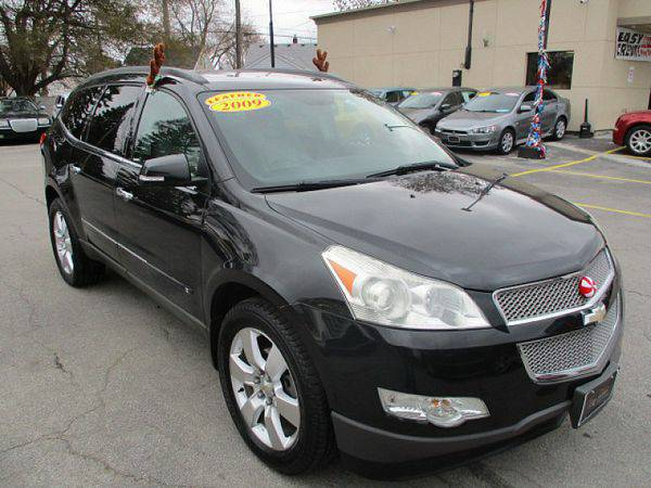 2009 *Chevrolet* *Traverse* *FWD* 4d Wagon LTZ *$499 Down Drives Today