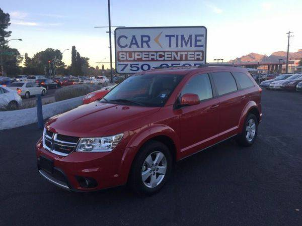 2012 *Dodge* *Journey* SXT AWD 4dr SUV - All Cars Include 3mo./3k Mile