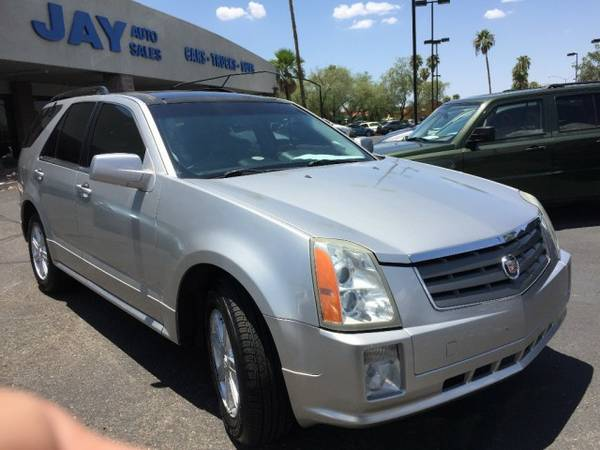 2004 Cadillac SRX 4dr V8 SUV /CLEAN CARFAX/ / 3RD ROW SEATS/ /FULLY...