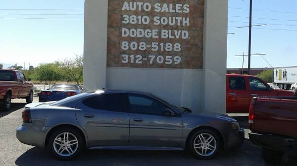 2007 PONTIAC GRAND PRIX GT-WE FINANCE IN HOUSE NO CREDIT CHECKS-------