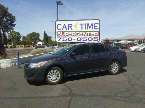 2013 *Toyota* *Camry* 4dr Sdn I4 Auto L - All Cars Include 3mo./3k Mil