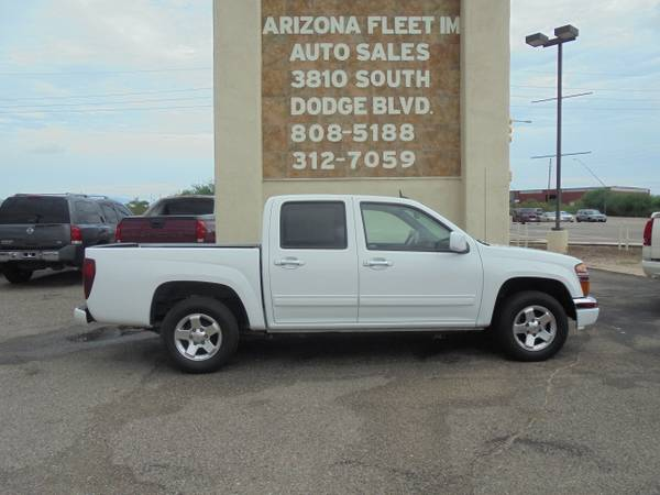 2011 CHEVY COLORADO...WE FINANCE IN HOUSE...NO CREDIT CHECKS