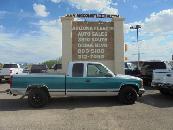 1994 CHEVY SILVERADO...SPECIAL CASH OR CREDIT UNION PRICE