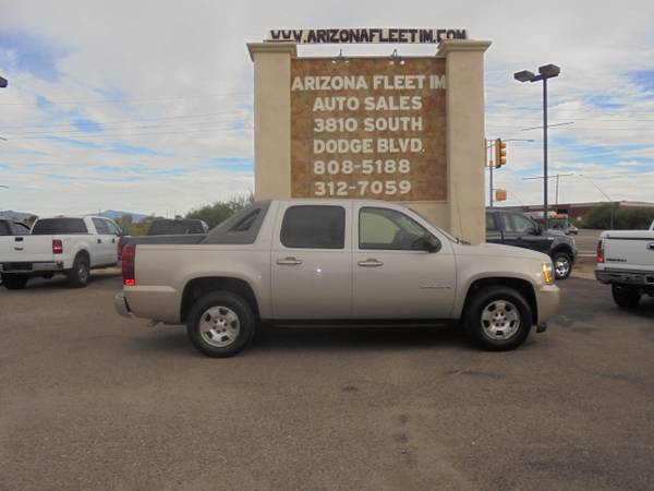 2007 CHEVY AVALACHE...WE FINANCE IN HOUSE...NO CREDIT CHECKS...