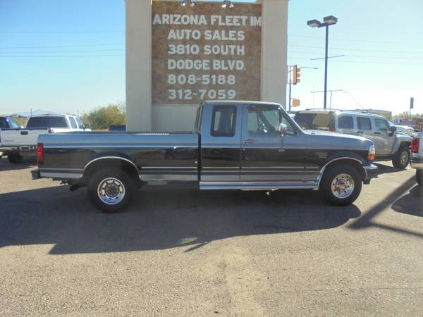 1997 FORD F250...WE FINANCE IN HOUSE...NO CREDIT CHECK