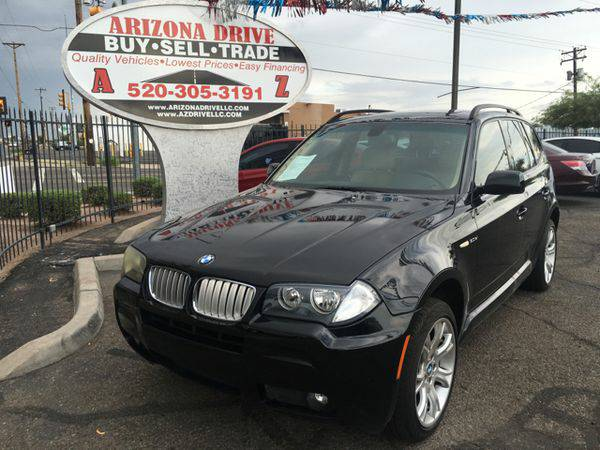 2008 *BMW* *X3* 3.0si AWD 4dr SUV VEHICLES INSPECTED BY OUR SERVICE DE