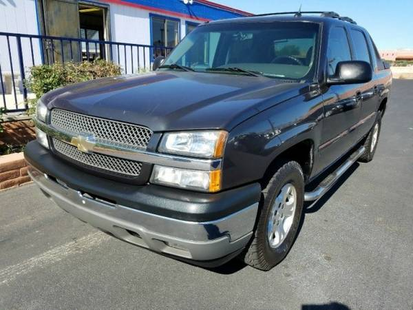 2005 Chevrolet Avalanche 1500 5dr Crew Cab 130 WB 4WD Z71 ****We...