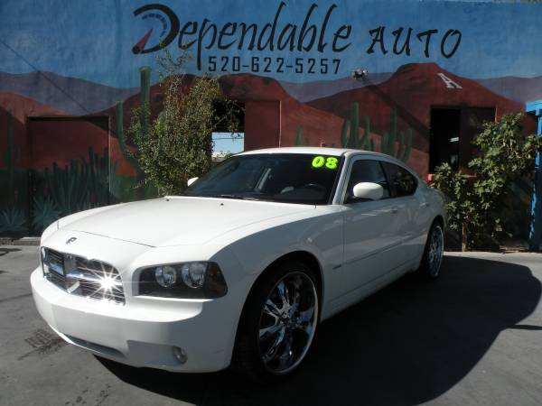 2008 DODGE CHARGER-$500 DOWN OAC /BEST PRICES IN TOWN/APPROVED IN 5MIN