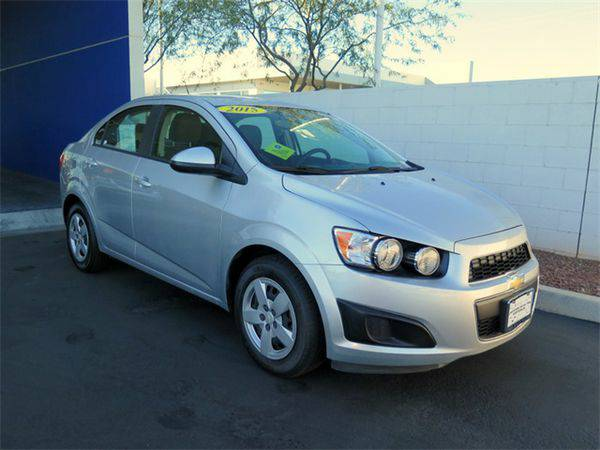 2015 *Chevrolet* *Sonic* LS - 90 Day Nationwide Warranty