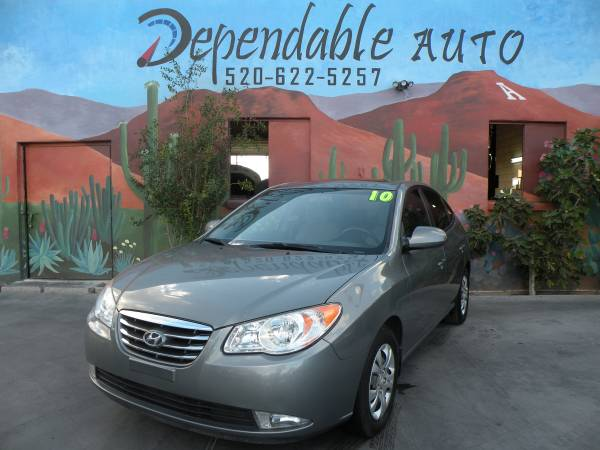 2010 HYUNDAI ELANTRA -$500 DOWN O.A.C / DONT MISS OUT ON THESE DEALS!!