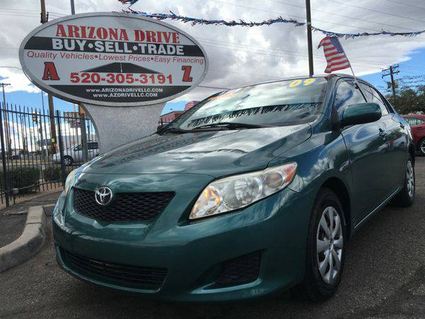 2009 *Toyota* *Corolla* LE 4dr Sedan 4A VEHICLES INSPECTED BY OUR SERV