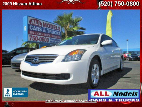 2009 Nissan Altima 2.5 SL Sedan FULLY LOADED