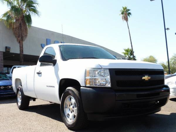 2011 Chevrolet Silverado 1500 Reg Cab /CLEAN 1-OWNER AZ CARFAX/ LOW...
