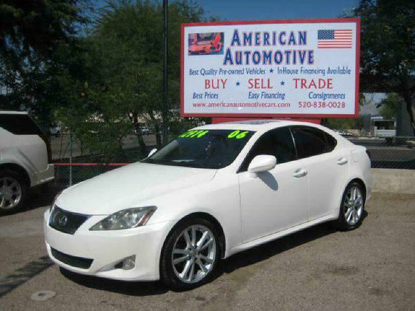 2006 *Lexus* *IS* *350* Base 4dr Sedan 🚗 SALE TODAY !!