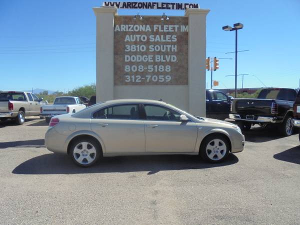 2009 SATURN AURA.....CASH OR CREDIT UNION SPECIAL PRICE---------------