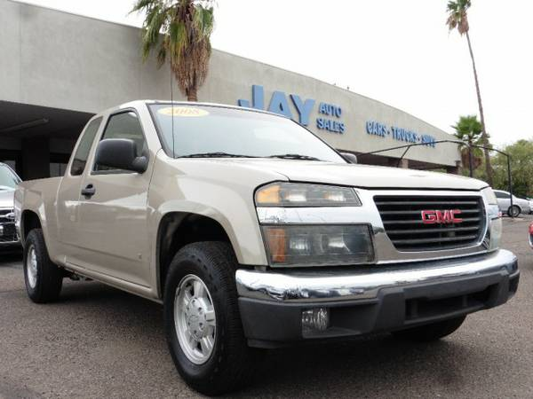 2008 GMC Canyon Ext Cab / BEST SELECTION IN TOWN /...