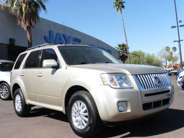 2010 Mercury Mariner 4dr Premier / FULLY LOADED / BEST SELECTION IN...