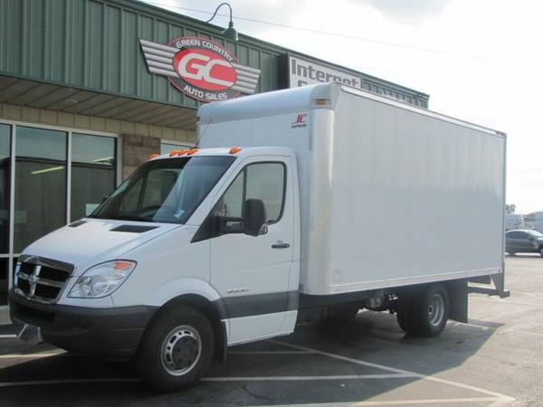 2008 Dodge Sprinter - Call