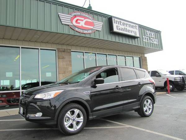 2015 Ford Escape - Call