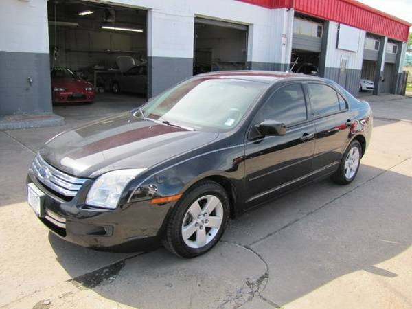 2009 Ford Fusion - Call
