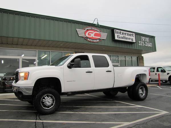 2012 GMC Sierra 3500HD - Call