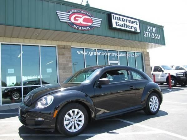 2015 Volkswagen Beetle Coupe - Call