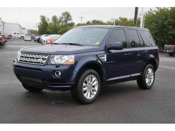 2014 LAND ROVER LR2 - LEATHER! NAV! SUNROOF! 4X4!!
