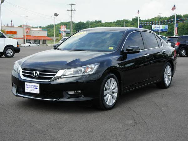 2014 HONDA ACCORD EX - UP TO 36 MPG! SUNROOF! AFFORDABLE!